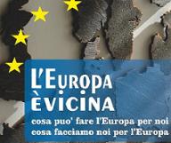 L'Europa è vicina: incontro pubblico a Verbania giovedì 13 marzo: